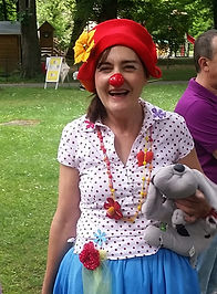 Clownin Sophie