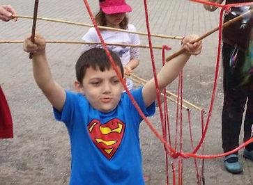 auch Superman liebt Seifenblasen!