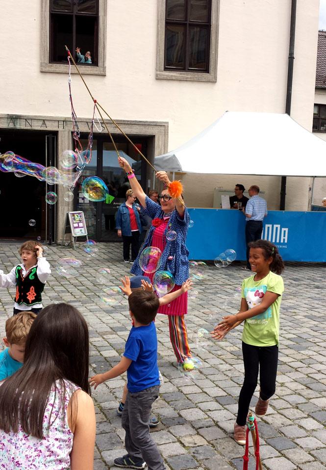 Kinder haben ihren Spaß!!