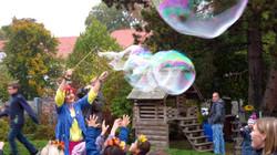 Riesenseifenblasen und Riesenspaß :)