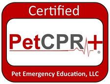 Certified Pet CPR