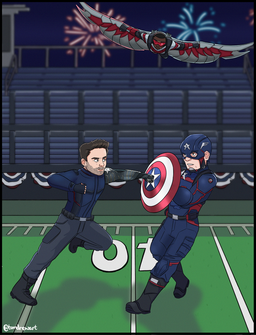 The Falcon and the WinterSoldier