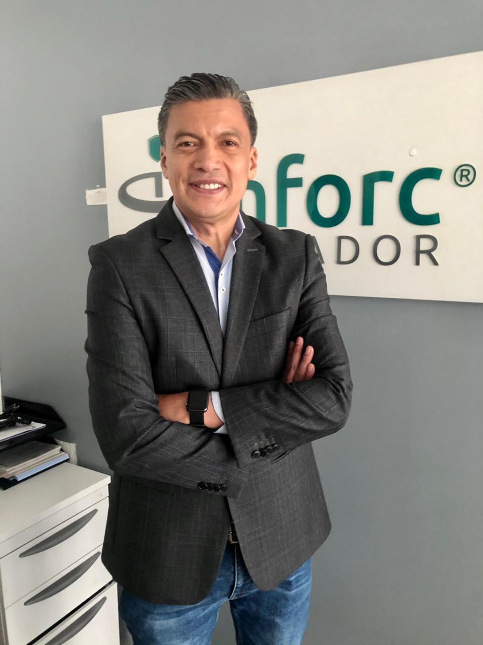 Carlos Jumbo - Inforc Ecuador