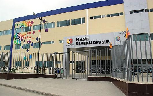 HOSPITAL ESTANDAR ESMERALDAS