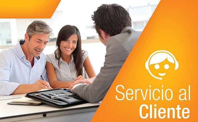 servicio al cliente Nos vemos como una compañía de servicio al cliente que además vuela aviones (regularmente, con personalidad y beneficios extras en el camino.