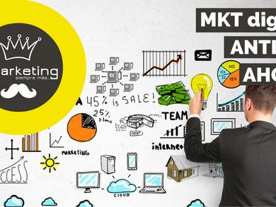 Marketing Digital: Desde el año 2004 (Entonces y ahora)