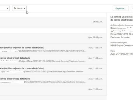⚠️ ALERTA por nueva técnica de ciberataque por correo electrónico 📩🐛