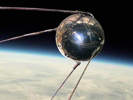 3, 2, 1 Start Space Race! Or How the First Artificial Satellite Changed the World