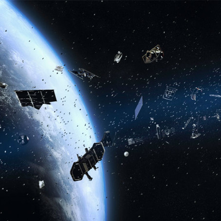 Sustainability in Space: What is Space Junk and How to Solve the Problem?