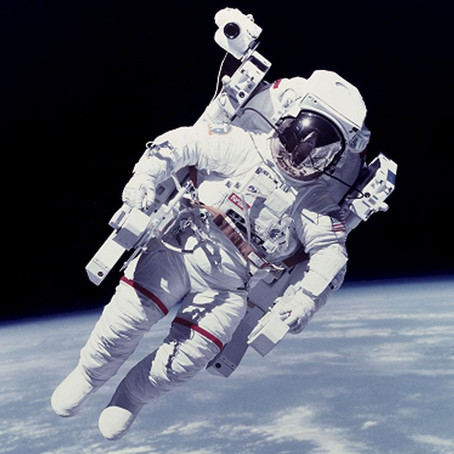Suit up for Space: What Are Spacesuits Made of?