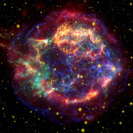 Hello, Universe! The Story of How the Universe was Created