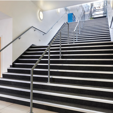 BARRIER, STAIR EDGE & TACTILES