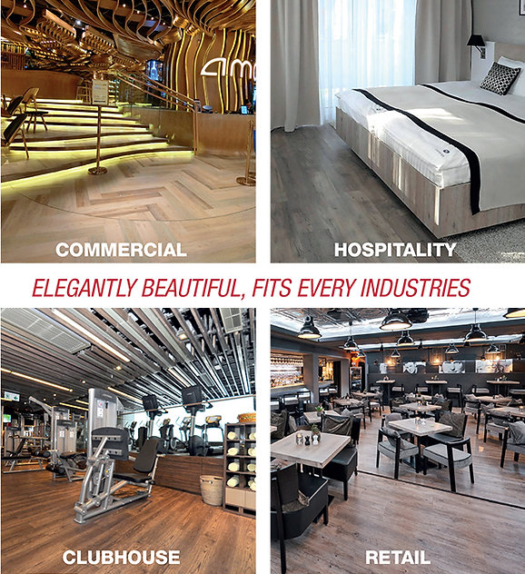 Commercial, Hospitality, Clubhouse, Retail