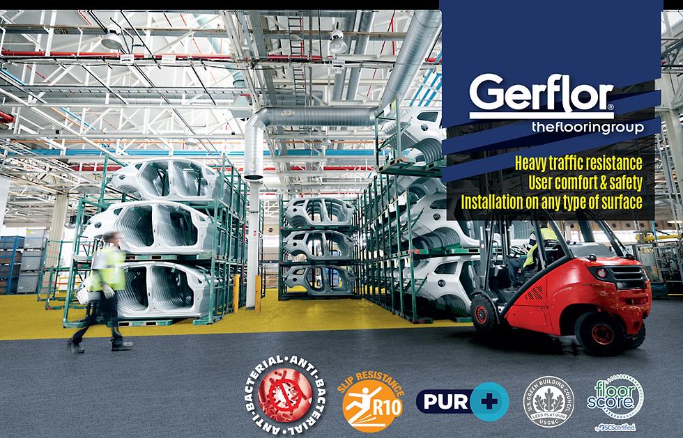Gerflor Speciality Flooring HK