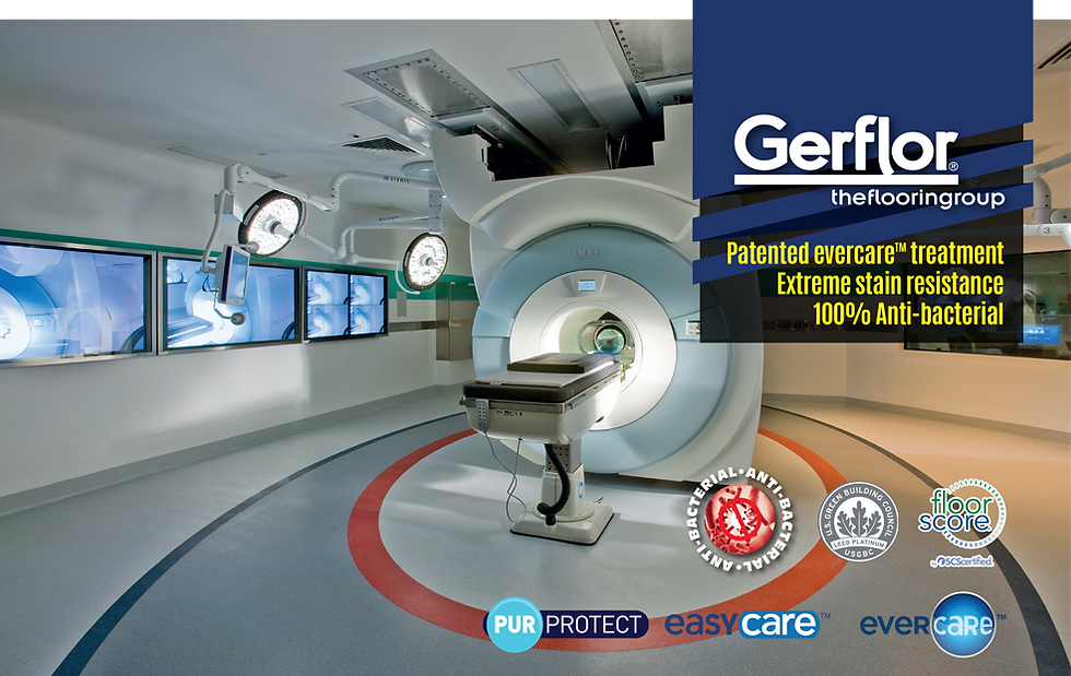 Gerflor Healthcare Hong Kong