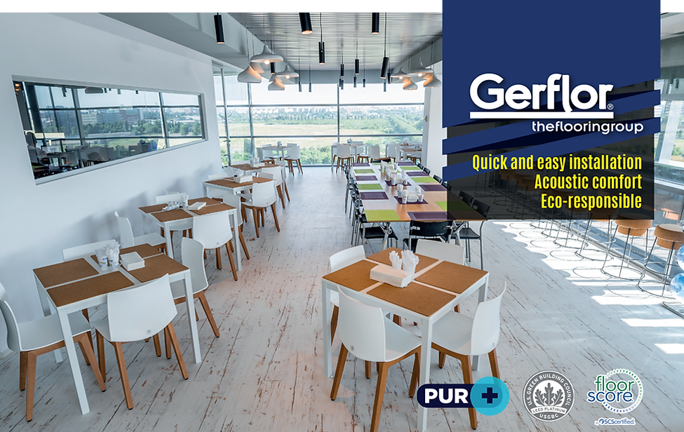 Gerflor Hong Kong Commercial LVT