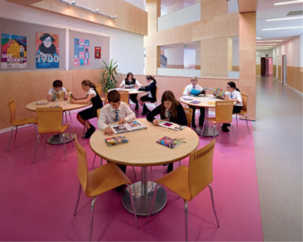 Gerflor in schools