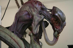 Pilot Alien (The Thing 2011)