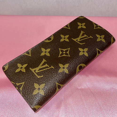 Louis Vuitton sunglasses pouch