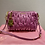 Thumbnail: Miu Miu Pink 'Matalassé' Small Shoulder Bag