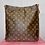 Thumbnail: Louis Vuitton looping canvas bag with leather strap