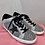 Thumbnail: Golden Goose silver Trainers size 5
