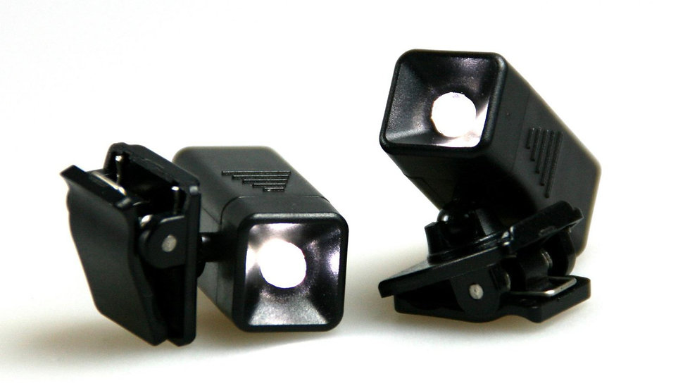 LED-Licht für Bügelbrille