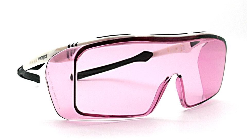 Laserschutzbrille für 808-810nm, Brillenträger