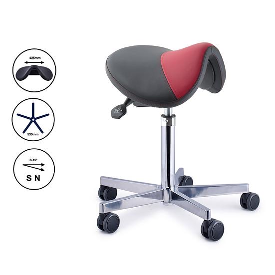 Sattelsitz Balance mit Höhenverstellung & SN