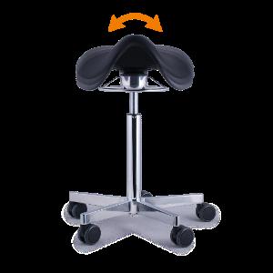 ADS - aktiv-dynamische Sitzfläche