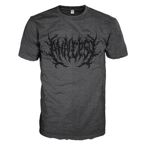Heather Dark Logo (T-Shirt)