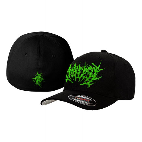 Green Logo Cap (Flexfit)