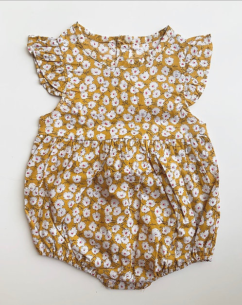 Remi Sunshine Baby Romper