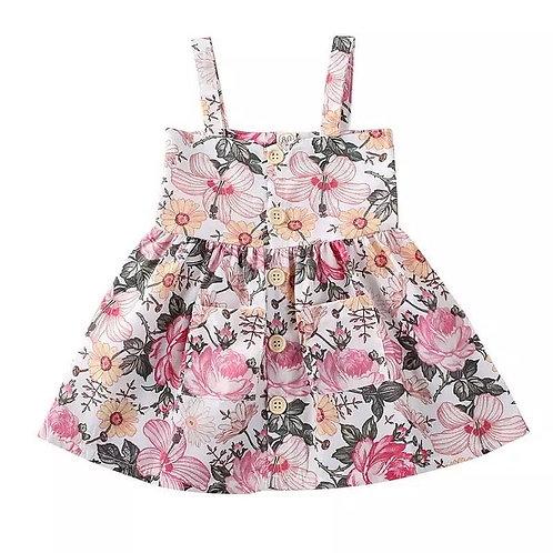 Sweet Sally Floral Dress
