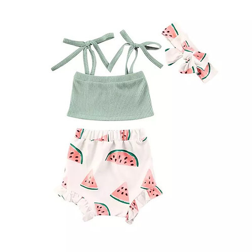Watermelon Babe Set