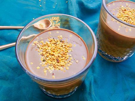 Energizing & Hormone Balancing Breakfast Shake| Chocolate & Maca| Vegan