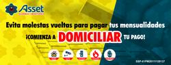 PAGO DOMICILIADO