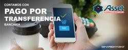 PAGO POR TRANSFERENCIA WEB