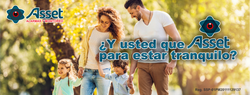 Y USTED QUE ASSET FAMILIA