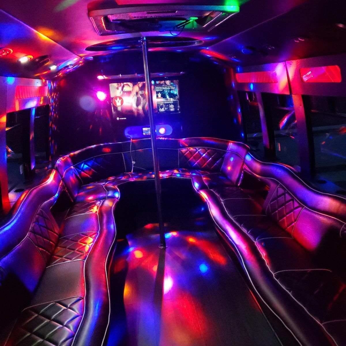 20 -22 Passenger Partybus