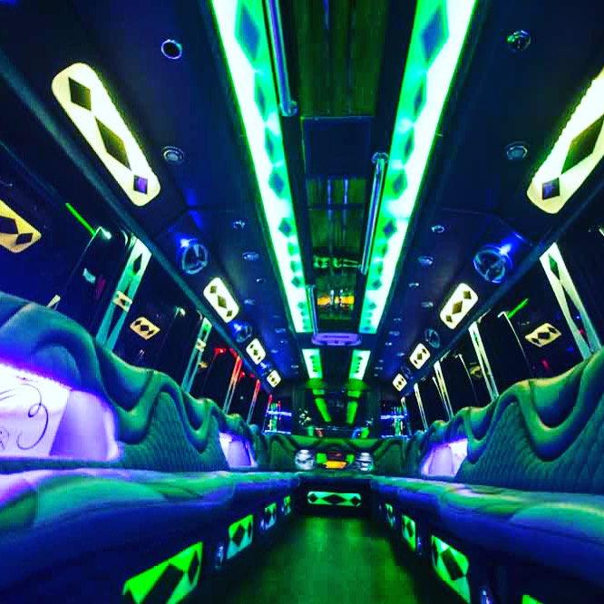 45 Passenger Partybus