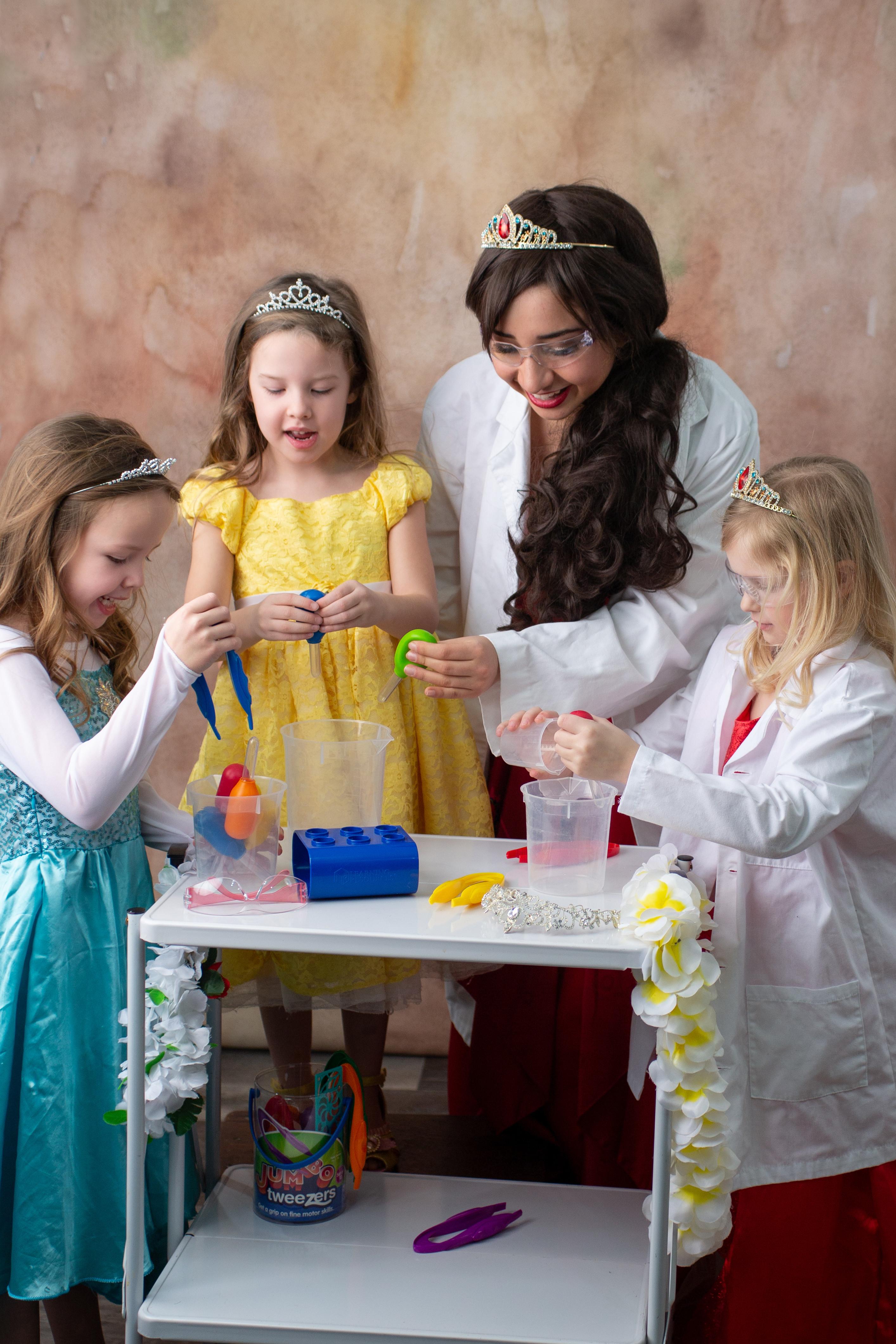 Fairytale STEM Ball- June 8th 2019