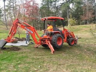 Large Tree Installation, Pruning & Maintenance   Southbury, CT