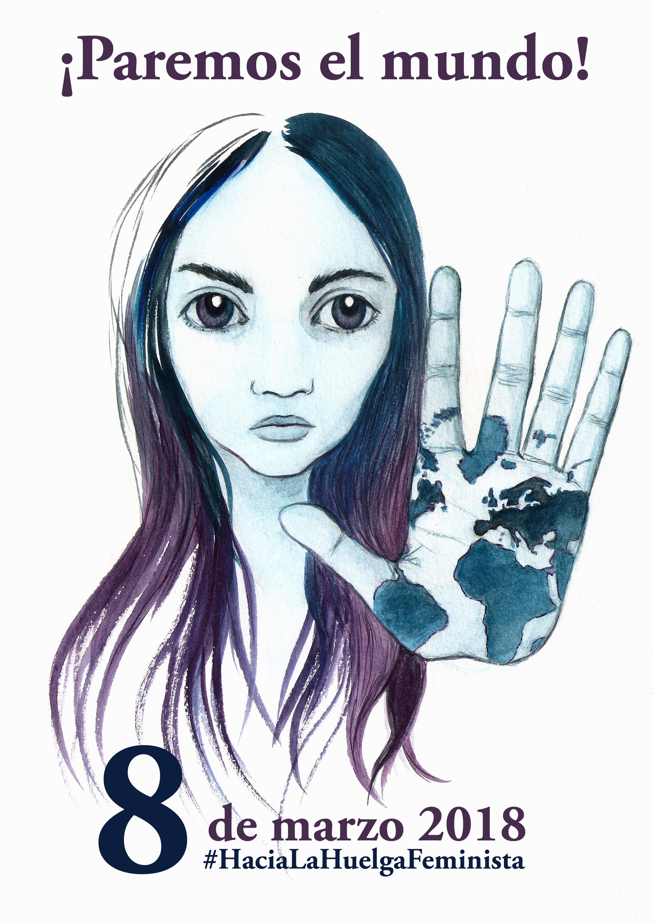Cartel Huelga Feminista