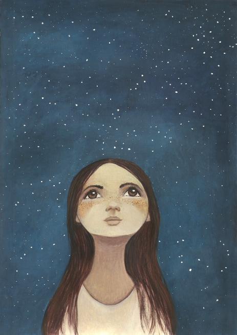 Cécile y las estrellas