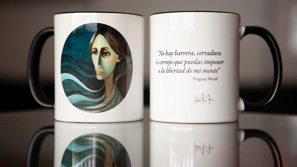 Taza Virginia Woolf