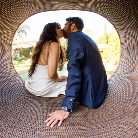 Justine and Ryan, Les Morales Photo