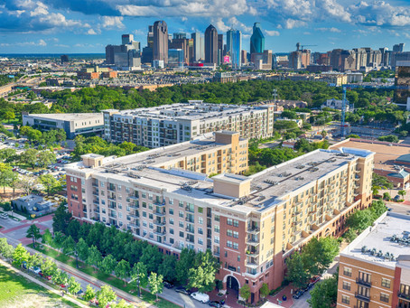 North Texas' boost in apartment leasing
