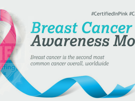 Certified launches Breast Awareness Campaign