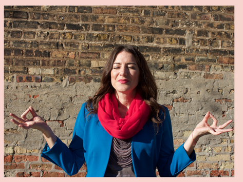 Trade self-doubt for self-trust with this 5 minute meditation